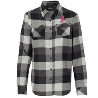 Women's Flannel, Medium